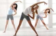Комплексы упражнений для похудения