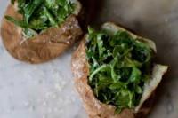 Картофель с морской солью